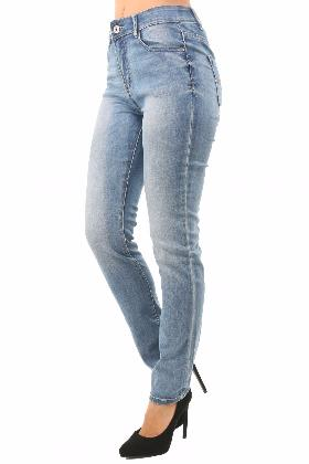 JEANS  TAILLE HAUTE MAGIC LINES